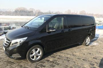 Budapest Airport Private Business Transfer - Mercedes V-Class