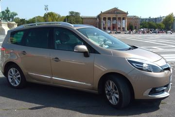 Budapest Airport Private Transfer - Sedan for 4 people