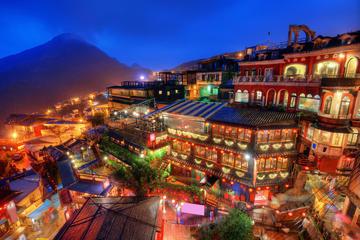 プライベートツアー:台北発、九份ゴールドラッシ…