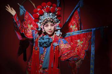 臺北戯棚(タイペイアイ)のチャイニーズオペラ(京劇)ショーのチケット