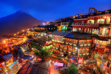Private Tour: Jiufen Gold Rush Town and Yehliu