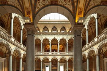 Ingresso de entrada do MAK: Museu Austríaco de Arte Aplicada em Viena