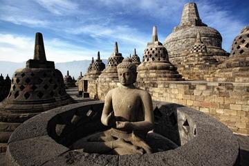 Borobudur and Prambanan Temples...