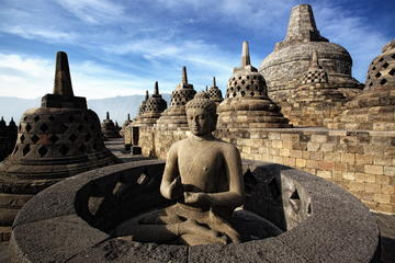 Borobudur Temples' Admission Tickets