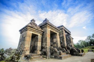 Ratu Boko Temple Admission Ticket