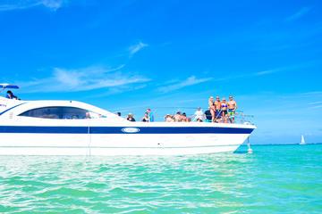 Marina Caribe Boat Tour