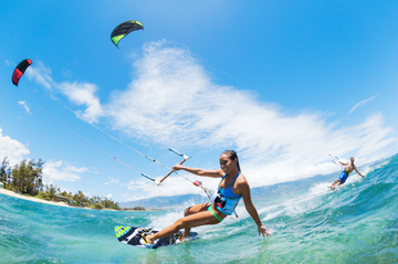 Leçons de kitesurf privées à Punta Cana