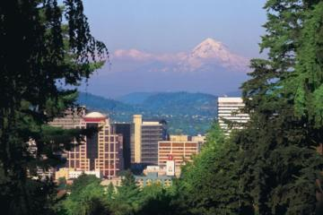 City Tour, Falls and Gorge, and Willamette Valley