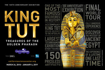 King Tut: Treasures of the Golden...