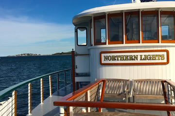 Two-Hour Boston Harbor Islands Sightseeing Cruise
