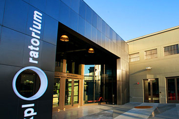 Entrada geral ao Exploratorium