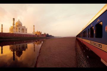 Taj Mahal Day tour by Train from Delhi