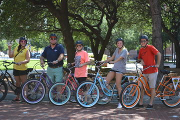 Day Trip Self-Guided Electric Bike Tour near Fort Worth, Texas