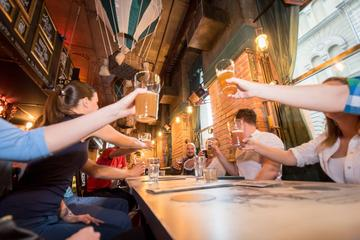 Best Beers of Budapest Small Group Walking Tour Including 4 glasses of beer