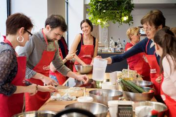 Budapest: Private Cooking Class Including 3-course meal (cooked by you)
