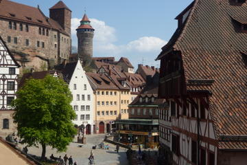 Nuremberg Nazi Rally Sites and Old Town Tour