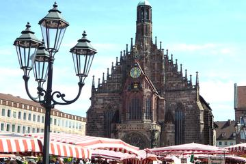 Private Nuremberg Arrival Airport Transfer to Nuremberg City Center