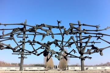 Tour privato: tour del campo di concentramento di Dachau con partenza