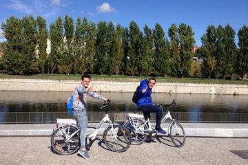 Madrid River Electric Bike Tour