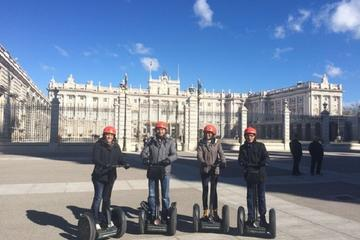 Madrid Sightseeing Segway Tour