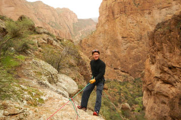 Book Desert Canyoneering Adventure on Viator