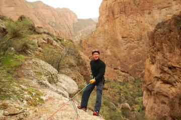 Book Desert Canyoneering Adventure on Viator