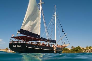 Discover Afternoon Snorkel Sail with Open Bar and Snacks