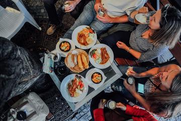 Balade nocturne de dégustation de bière et de tapas tchèques