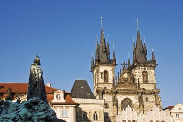 Recorrido por la historia y la cultura bohemia de Praga