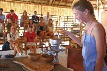Skip-The-Line Admission Ticket: The Mayan Cacao Company in Cozumel