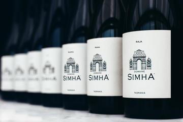 Tasmania's Domaine Simha Wine Tasting Experience