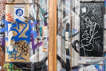 Tour door de wijk Kreuzberg: eten, cultuur en straatkunst