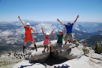 Excursão com trilha em Yosemite