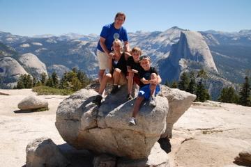 Randonnée guidée privée à Yosemite