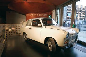 DDR Museum: Exponate zur Kultur, Geschichte und Ernährung der...