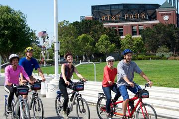 Locação de bicicleta em San Francisco