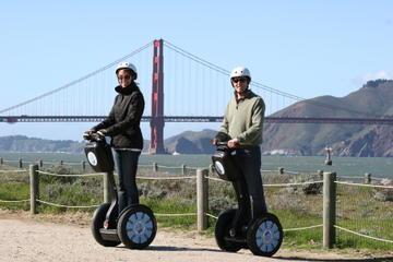 Pacote San Francisco: Excursão Alcatraz e Excursão de segway pela...