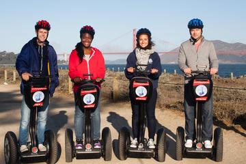 San Francisco Combo: Alcatraz and Three Hour City Segway Tour