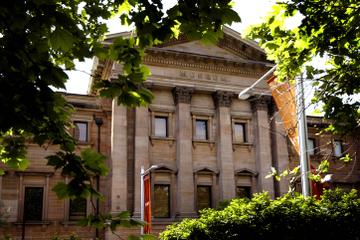Tour pelos bastidores do Museu Australiano