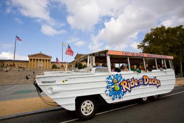 Sortie en véhicule amphibie à Philadelphie