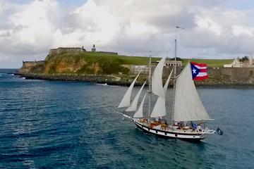 Old San Juan Harbor Sail