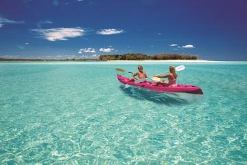 Tagesausflug auf Fraser Island ab...