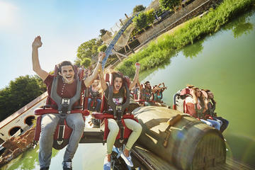 PortAventura and Costa Caribe...