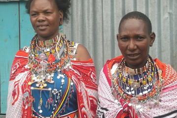 Small-Group Full-Day Tour with the Masai from Nairobi