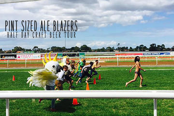 Pint Sized Ale Blazers: Half Day Craft Beer Tour from Geelong