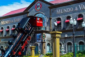 Mundo a Vapor-Eintrittskarte