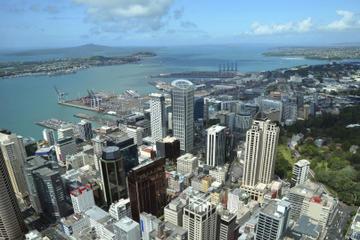Auckland Hubschrauberrundflug