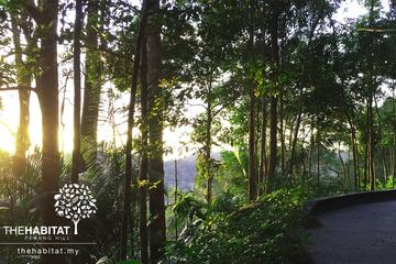 The Habitat on Penang Hill Admission...