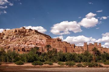 Ait Ben Haddou Ouarzazate day trip from Marrakech