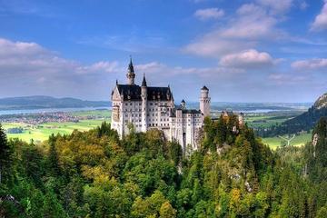 Evite as filas: excursão pela tarde ao Castelo de Neuschwanstein...